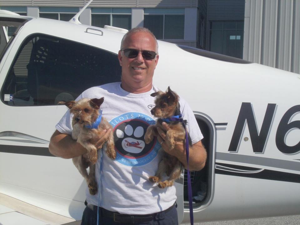 Pilots N Paws | Florida Freedom Flights