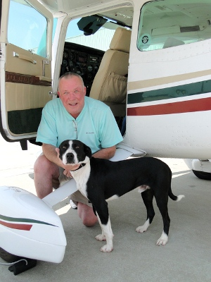 Pilots N Paws | Pilot Decker Squeezes in One More Rescue